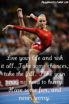 Never give your fear away keep it in and make it a positive