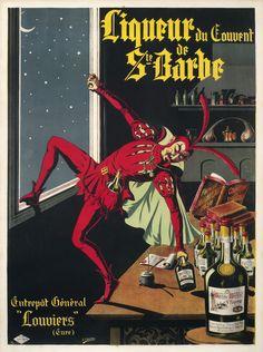 Conchon, L Liquor Ste. Barbe (1920 ca.)