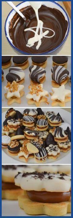 Estas MASAS SECAS caseras son perfectas para cualquier tipo de reunión o mesa dulce. #galletas #masas #secas #perfectas #dulces #cookies #tips #cake #pan #panfrances #panettone #panes #pantone #pan #recetas #recipe #casero #torta #tartas #pastel #nestlecocina #bizcocho #bizcochuelo #tasty #cocina #chocolate Si te gusta dinos HOLA y dale a Me Gusta MIREN …