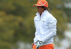 Rickie Fowler & Puma, modern golf style