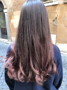 Hair by Nella #purpleombre
