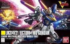 Bandai HGUC 1/144 LM314V21 V2 Gundam HG series #Bandai
