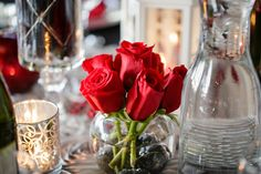 Table Centerpiece Design- RSVP by Cynthia