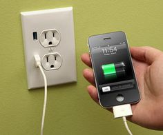 U-Socket - USB wall-plug