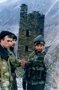 La Primera Guerra Chechena comenzó cuando fuerzas rusas intentaron recuperar el control de República de Chechenia entre 1994 y 1996.
