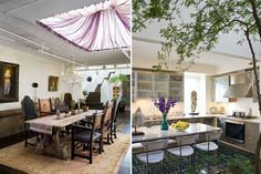 Even the smallest bit of outdoor space can be one of the mostcovetablefeatures of any Manhattan apartment. So how about over 1,600 square feet of lush, private outdoor space!? Well, that's just preposterous . . . andthe bee's knees. This penthouse loft in Chelsea features one of the most