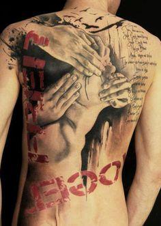 Tattoo Artist - Flor