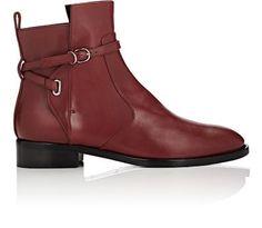 BALENCIAGA Ankle-Wrap Jodhpur Boots. #balenciaga #shoes #boots