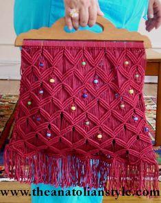 Macrame Woman Bags - elvanfigen - Blogcu.com