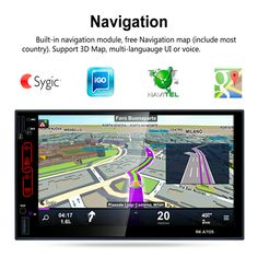 Cheap android for car, Buy Quality player dvd directly from China dvd player for car Suppliers: 7 Inch 1024 * 600 HD for Android Built-in GPS Car DVD Player MachineTouch Screen FM Hand-free Phone Call Hands Free Phone, Car Audio, Wifi, Bluetooth, Android, Motorcycles, Touch, Electronics
