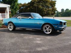 Muscle Cars For Sale ______________ Erics Muscle Cars