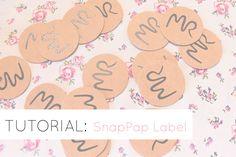 Dein eigenes Label mit SnapPap