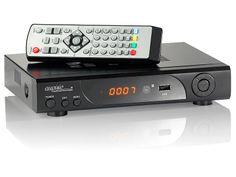 Auvisio: Mediaplayer und HD-Sat-Receiver kombiniert http://j.mp/1aZOtlZ