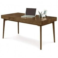 Catalina Desk with Keyboard Tray by Copeland Furniture | YLiving #furniture #design #interior
