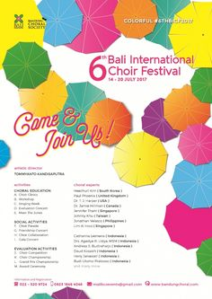 (Click / Tap English version to change it into english version) COLORFUL #6thBICF2017!   Klik / Tap disini untuk mengunduh Cara Registrasi Ulang di Venue #BICF2017     Klik / Tap disini…