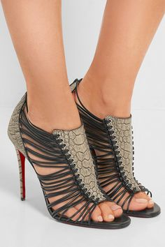 Christian Louboutin on Pinterest | Woman Shoes, Leather Pumps and ...