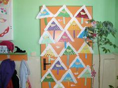 Výtvarné práce našich dětí | Galerie Yahoo Images, Image Search, Quilts, Blanket, Winter, Winter Time, Blankets, Patch Quilt, Kilts