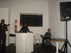 Como tudo começou na sede da Av. Itamarati, 3000 - Santo André