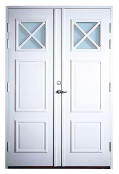 Ytterdörr - Klövskär Par Armoire, Doors, Houses, Furniture, Home Decor, Clothes Stand, Homes, Decoration Home, Closet
