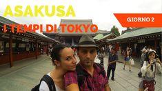 #Asakusa è il quartiere di #Tokyo dei Templi, circondato da grattacieli futuristici il tempio Senso-ji mostra il volto antico e spirituale della capitale, nonostante la folla di turisti e di #giapponesi in visita al tempio  mantiene intatta tutta la sua atmosfera mistica. #Giappone. #Japan