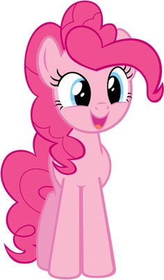 pinkie pie | Pinkie Pie by ~Mihaaaa on deviantART