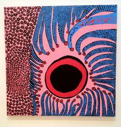 Yayoi Kusama @ Victoria Miro Art Experience:NYC http://www.artexperiencenyc.com/social_login
