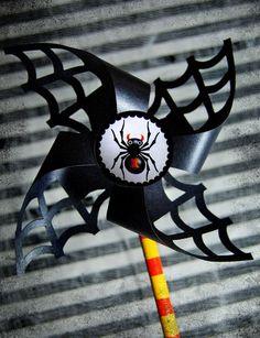 Spider Pinwheels