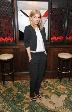 "LONDON, ENGLAND - MAY 14:  Clemence Poesy attends the ""Icons of Style"" dinner hosted by Michael Kors and Vanity Fair on May 14, 2015 in London, United Kingdom.  (Photo by David M. Benett/Getty Images for Michael Kors)"