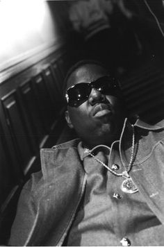 Notorious B.I.G. *Biggie Biggie Biggie can't you see, sometimes your words just hypnotize me...* :-)