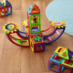 Take a look at the Magformers event on zulily today!