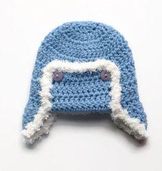 51 Best Crochet baby hats images in 2019 | Crochet baby hats