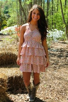 Southern Country Dresses