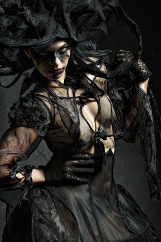 The Dark Fantasy Photography Art of Stefan Gesell