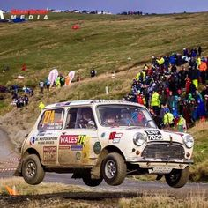 Up up and away #classicmini
