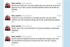 Nery Castillo se burla de chivas