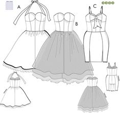Svenska Mönster - Klänningar / tunikor Swedish Sewing, Cinderella, Disney Characters, Fictional Characters, Sewing Patterns, Summer Dresses, Retro, Disney Princess, Mandala