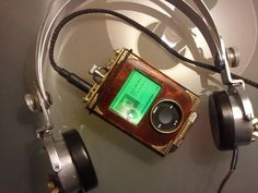 Picture of Steampunk iPod Portable Rig