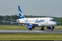 Yakutia Airlines Sukhoi Superjet photographed at Novosibirsk Tolmachevo (OVB / UNNT) by Alexander Listopad Sukhoi Superjet 100, Passenger Aircraft, Military Humor, Military Vehicles, Aviation, The 100, Sports Games, Airplanes, Asia