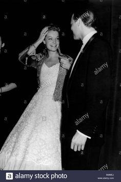 Schneider, Romy, 23.9.1938 - 29.5.1982, German Actress, Half Length Stock Photo, Royalty Free Image: 19849722 - Alamy