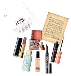 """❤"" by kiiit-thy on Polyvore featuring beauty, Chanel, Benefit and MAC Cosmetics"