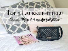 Top 5 Laukkuesittelu ┃ Chanel Boy & 4 muuta suosikkia - Mona's Daily Style http://www.monasdailystyle.com/2016/09/17/top-5-laukkuesittelu-%E2%94%83-chanel-boy-4-suosikkia/