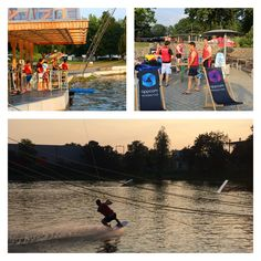 waterski - duisburg | teamevent | grill | summer | appcom team