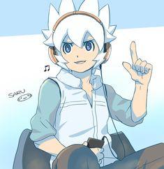 Saryuu Evan - Inazuma Eleven GO - Image - Zerochan Anime Image Board Inazuma Eleven Go, Fan Art, Wattpad, Best Series, Powerpuff Girls, Anime, Manga, Stone, Character