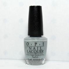 OPI Nail Polish Lacquer I can never hut up NLF86