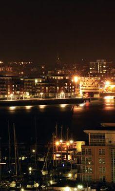 Portsmouth, England.. Portsmouth England, Hampshire, Seattle Skyline, United Kingdom, Coast, The Unit, Island, City, Travel