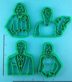 Archer Cookie Cutters $18