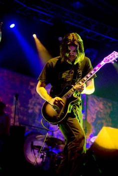 Adam Jones from Tool.