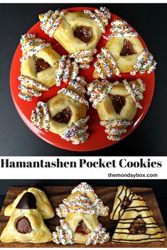 Hamantashen Pocket C