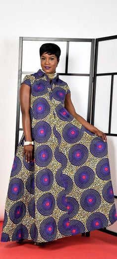 Ankara Dutch wax Kente Kitenge Dashiki African print dress African fashion African women dresses African prints Nigerian style Ghanaian fashion Senegal fashion Kenya fashion Nigerian fashion Ankara c Latest African Fashion Dresses, African Dresses For Women, African Print Dresses, African Attire, African Wear, African Women, African Prints, African Fashion Designers, African Inspired Fashion