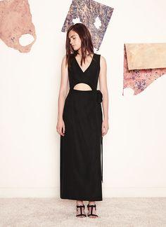 STAUD - The Ashby Dress